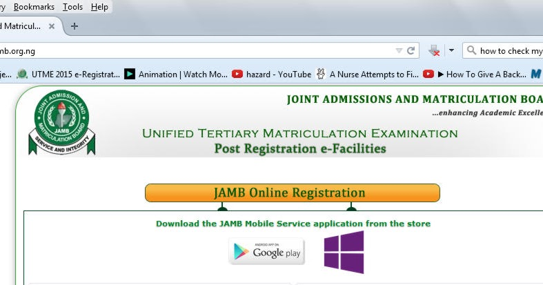 Status - How To Check Yours [PHOTOS] | JAMB ORIGINAL RESULT ...