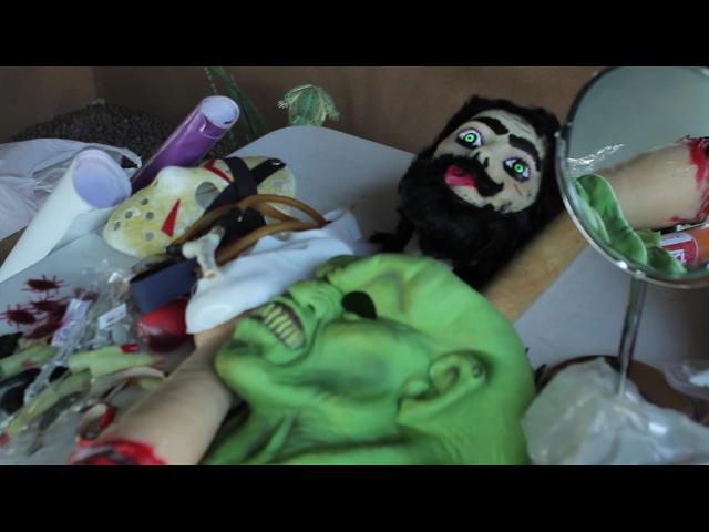 making of - objetos de Sandy Leah e Marcelo Adnet - clipe Escolho você