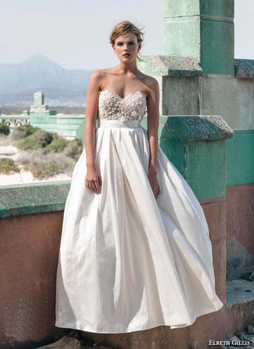 2016 Wedding Dresses Collection from Elbeth Gillis