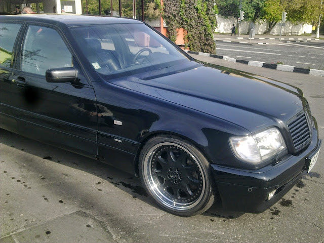w140 black