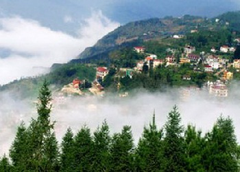 Sapa in the winter