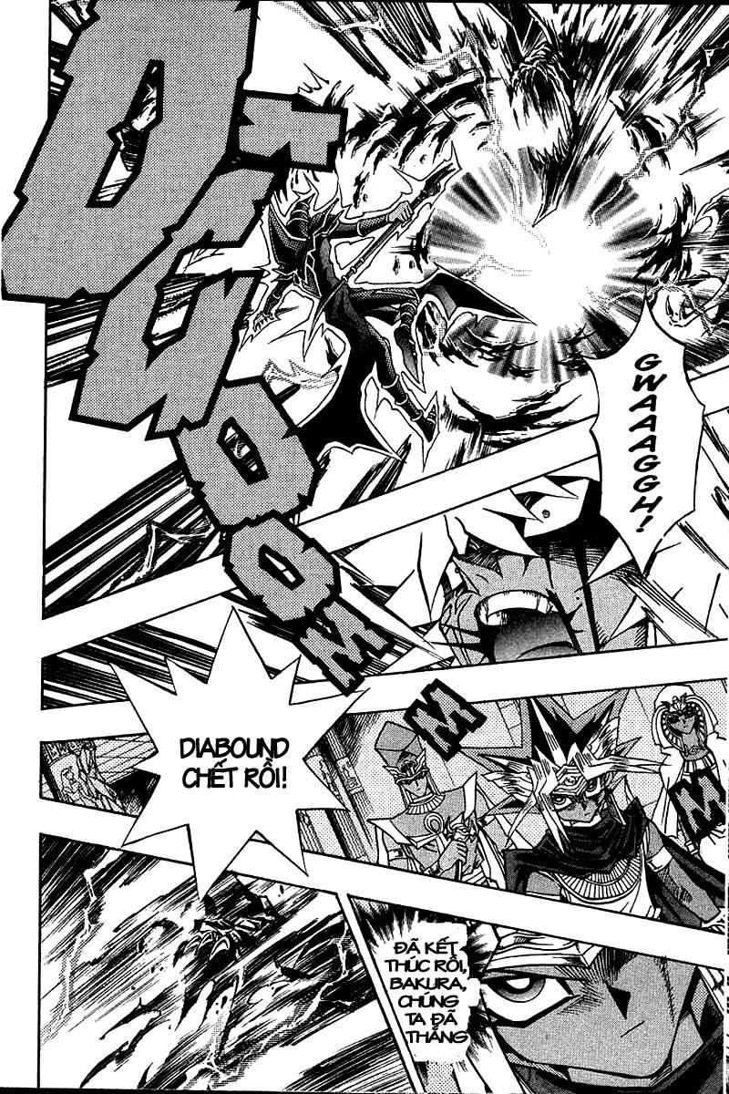 YuGi Oh – Vua Trò Chơi chap 319 Trang 4