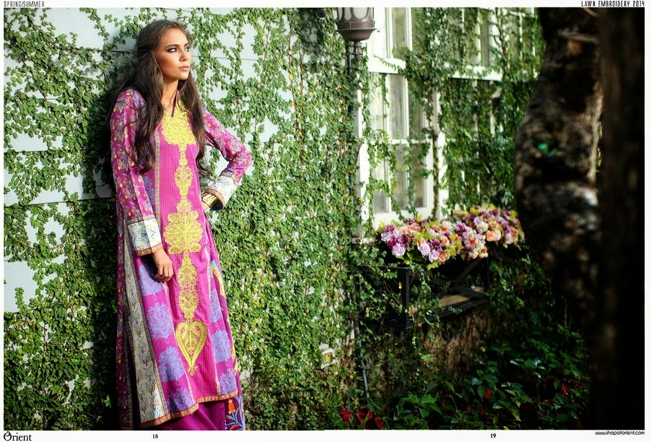 Lawn Collection for Girls