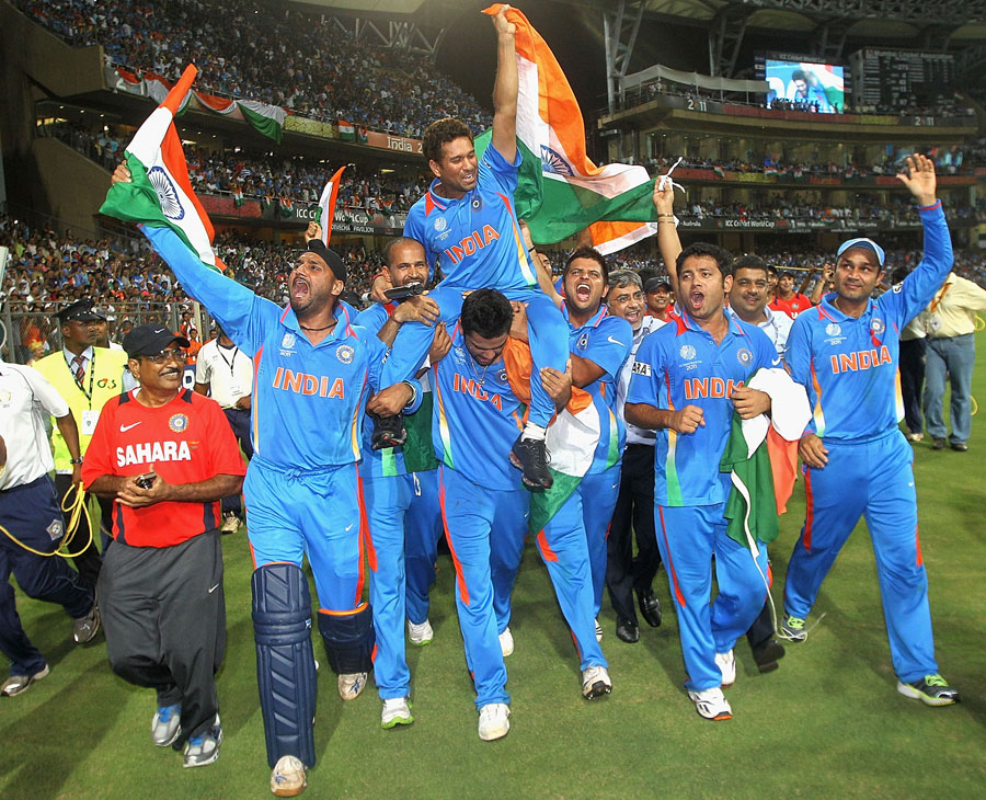 world cup 2011 images of sachin. Here is Sachin Tendulkar