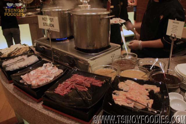 hot pot station