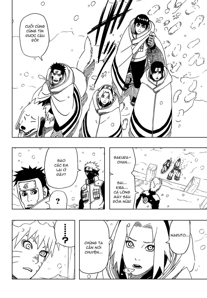 Naruto chap 468 Trang 16 - Mangak.info