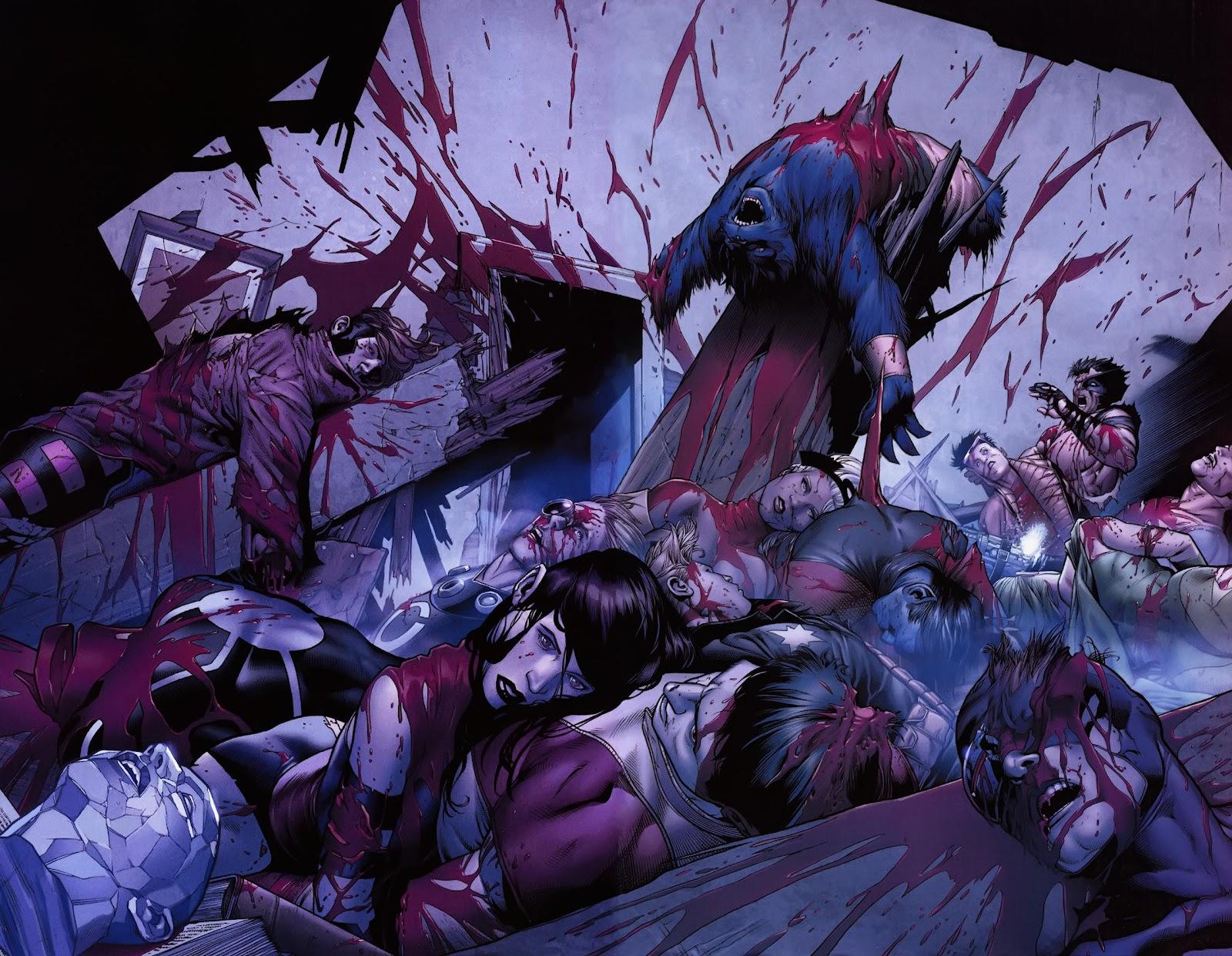 Read online Wolverine (2003) comic -  Issue #70 - 16