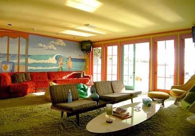 interior casa hippie