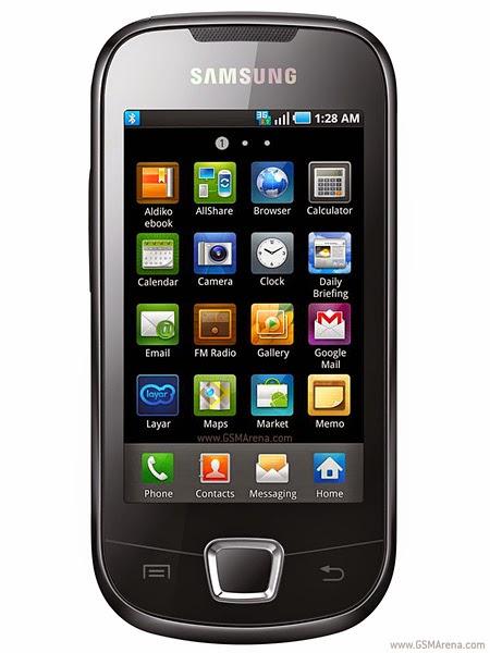 Samsung I5800D Firmwares