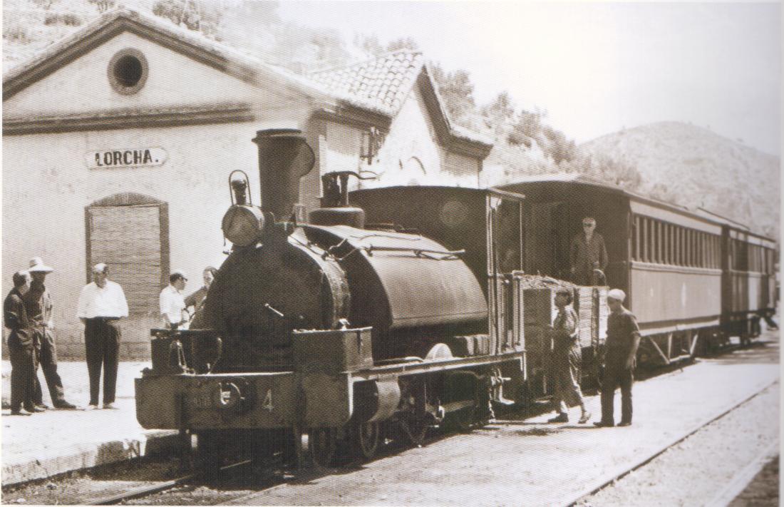 Black Hawthorn 2-2-01 de la línia Carcaixent-Dénia a l'Orxa 1965