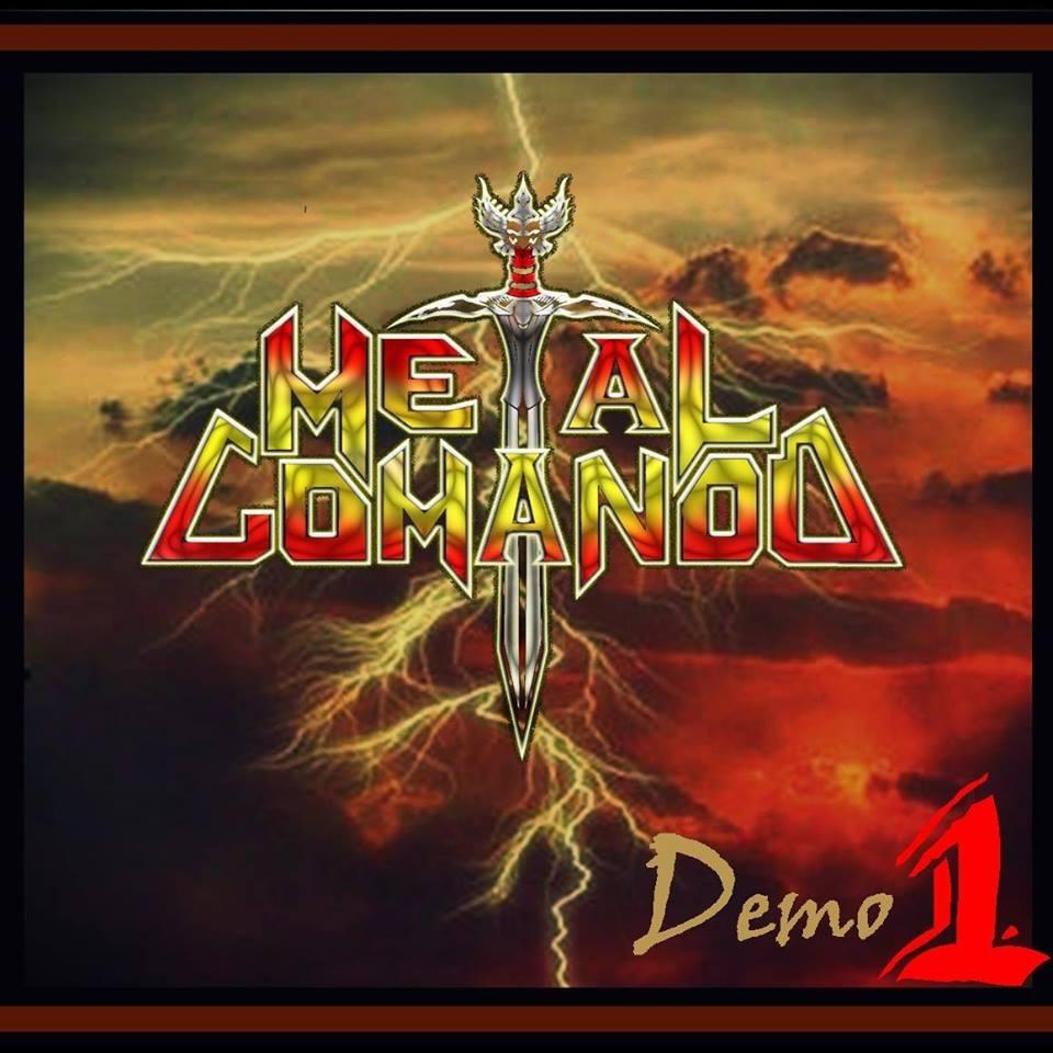 metal comando