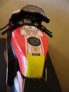 Altaya motos de Valentino Rossi