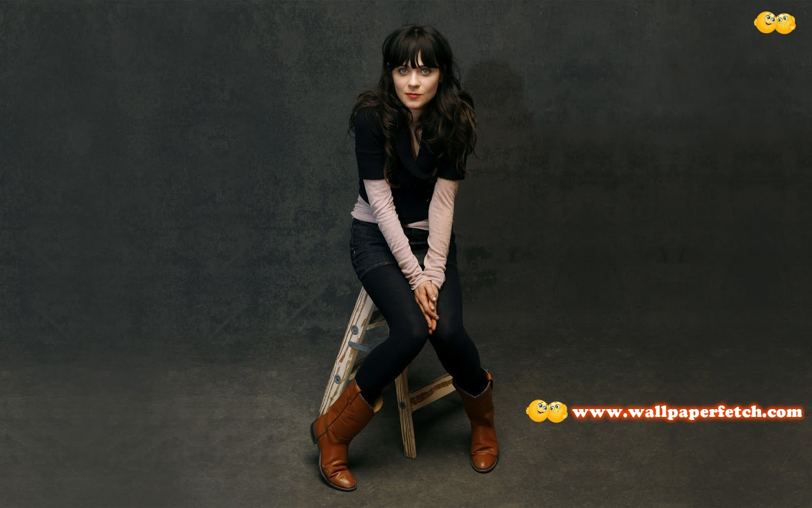 zooey deschanel hot 1920 - photo #31