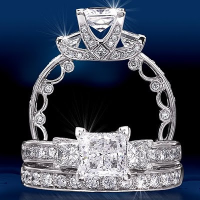 Diamond Wedding Rings Models