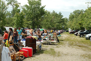 Lunenburg MA Flea Market photo 1
