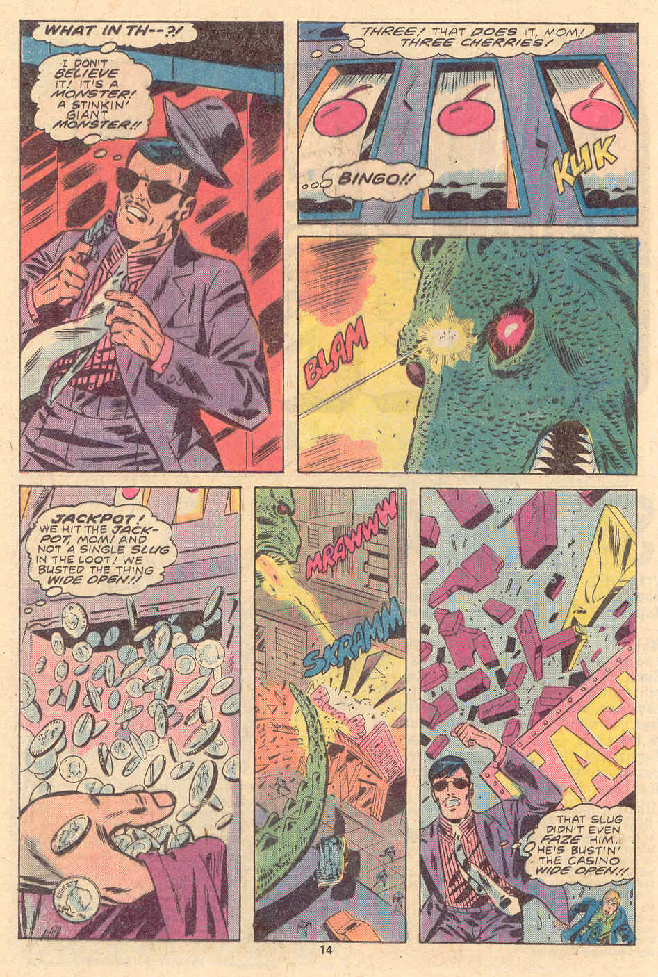 Godzilla (1977) Issue #9 #9 - English 9