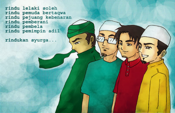 Ciri Ciri Lelaki Soleh Menurut Al Quran Dan Hadis