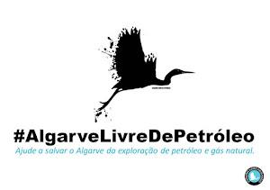 #AlgarveLivreDePetróleo