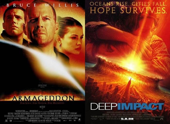 08. Armageddon | Deep Impact – 1998