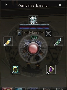 Basi-tapi-HOT !!!!: RF : Cara Meng-upgrade Elemental