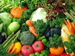 Вкусные и полезные овощи