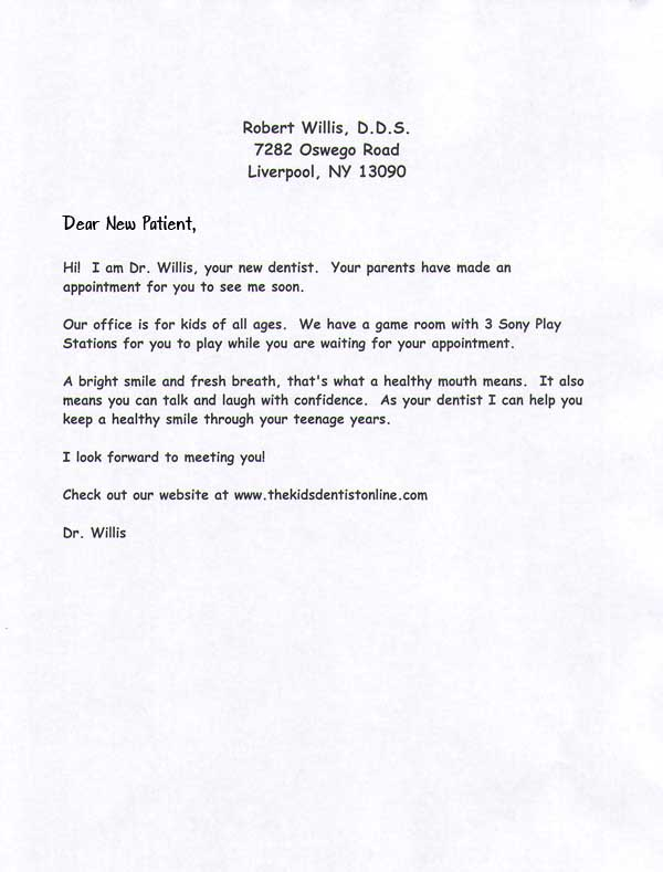Letter Format » Letter Format For Change Of Company Name - Cover