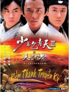 Tuổi Trẻ Của Bao Thanh Thiên 3 - The Young...