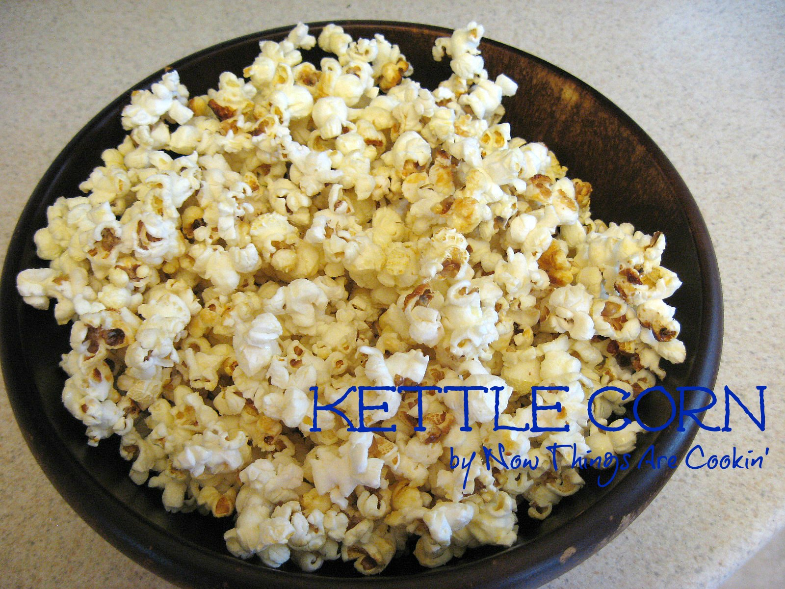 how to sell kettle corn
