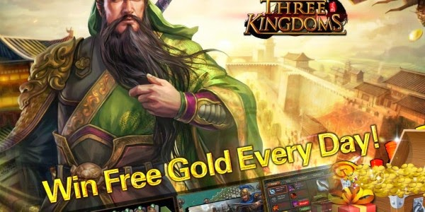 Clash Of Three Kingdoms Hack & Cheats Tools