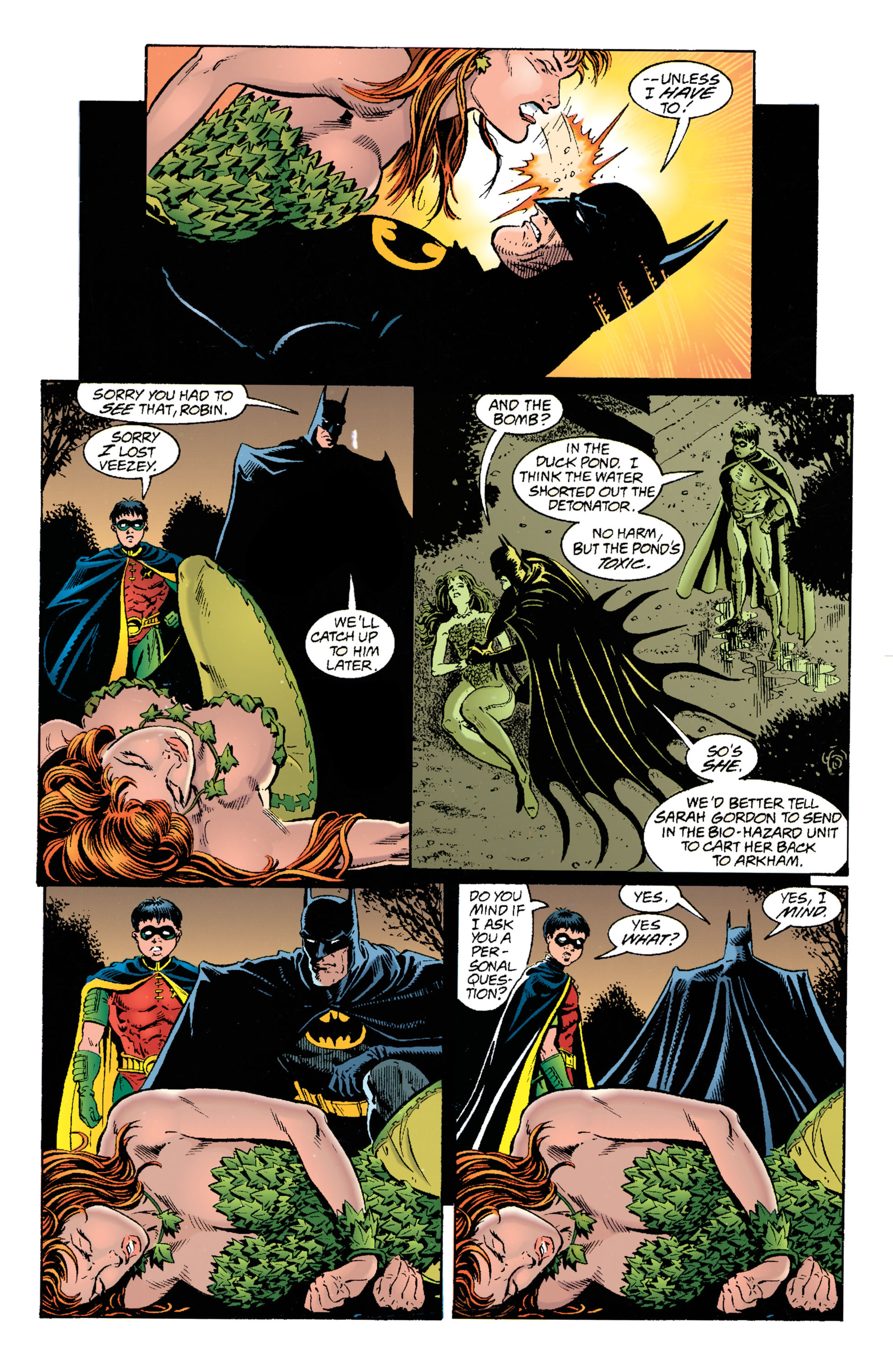 Detective Comics (1937) Issue #694 Page 21