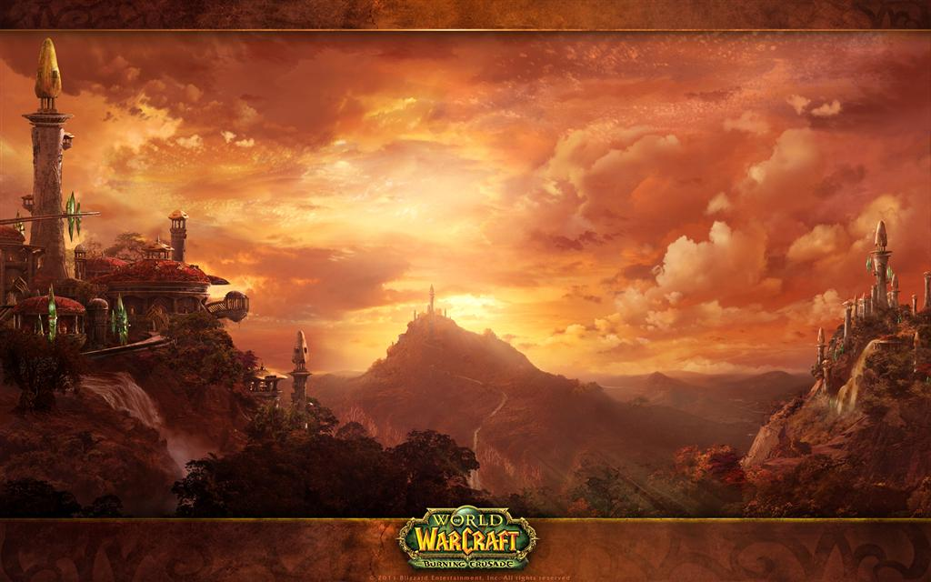 World of Warcraft HD & Widescreen Wallpaper 0.383978129520359