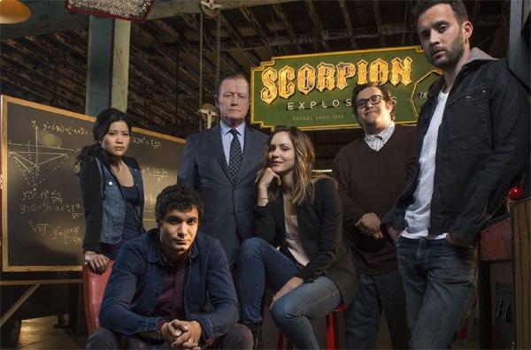 Scorpion Season 4 EP1 – EP14 ซับไทย