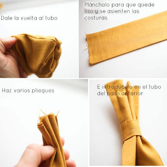 DIY: clutch