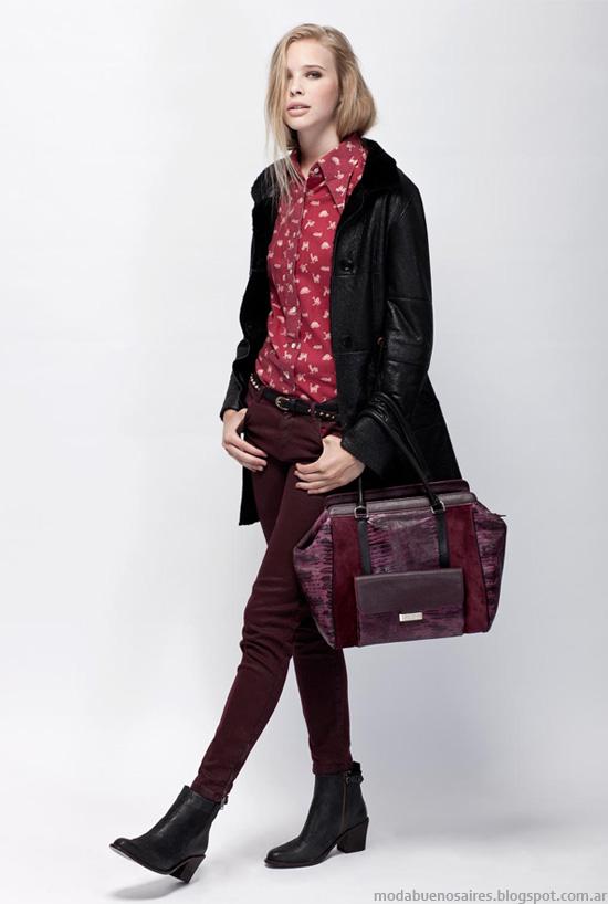 Prune moda invierno 2013 sacos, abrigos, carteras, zapatos.