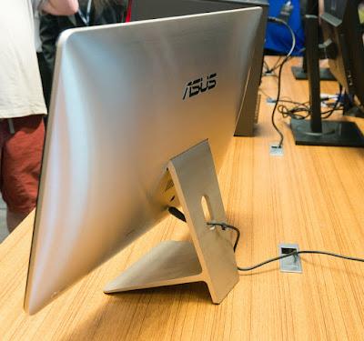 Подставка ASUS Zen AIO похожа на iMac
