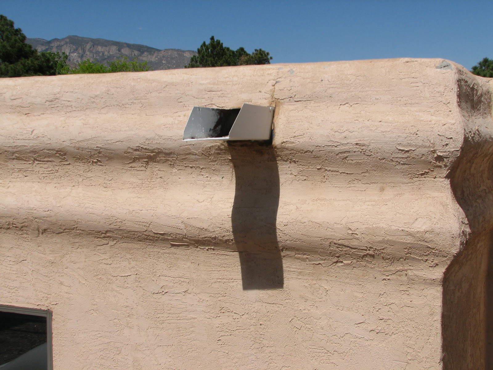 Water Drain Roof Roof to Let Water Drain