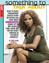 Holly Robinson Peete interview