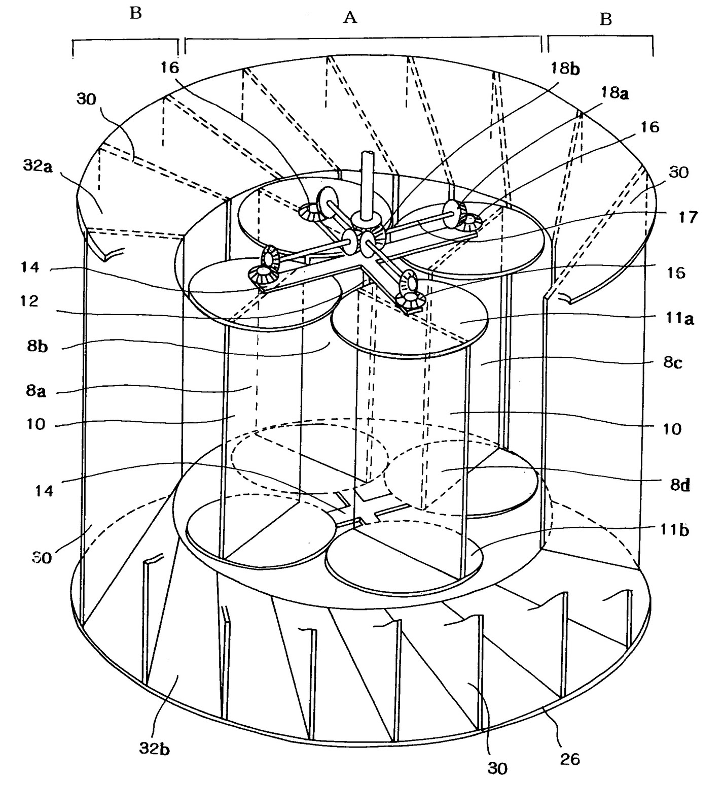 koller  diy vertical windmill generator