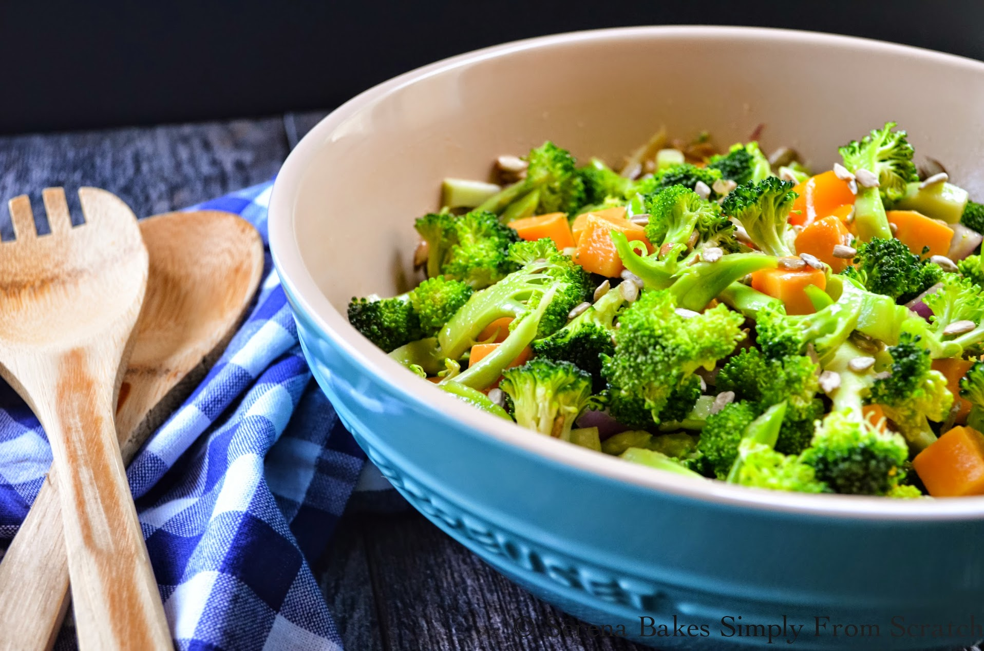 Broccoli Salad a perfect salad for your next gathering or barbecue.