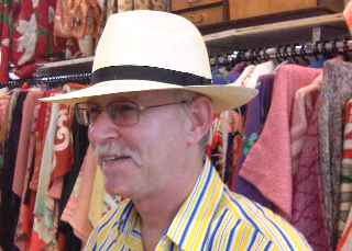 Mens Panama Hat