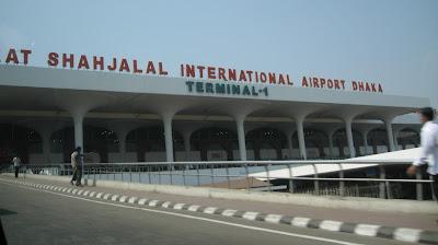 Dhaka Shahjalal Airport