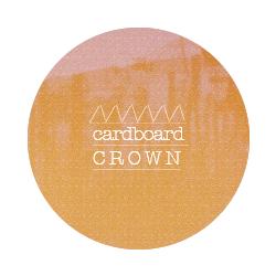cardboard /\/\/\/\ crown