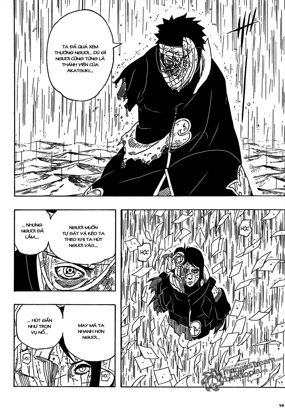 Naruto chap 509 Trang 14 - Mangak.info