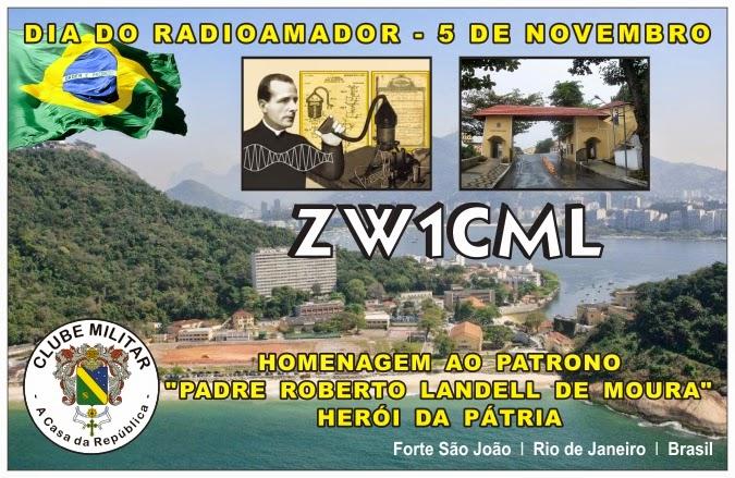 DIA DO RADIOAMADOR BRASILEIRO - 2015