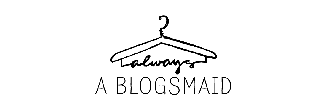 Always a Blogsmaid
