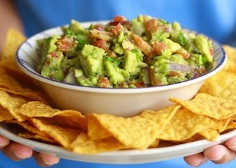 fresh chunky guacamole recipe
