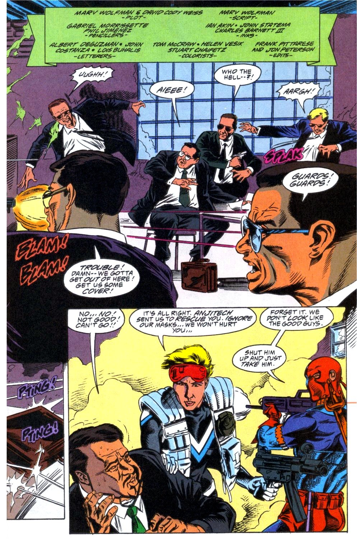 Deathstroke (1991) Annual 1 #1 - English 6
