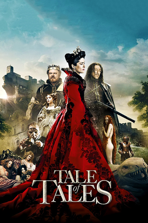 Poster Tale of Tales 2015