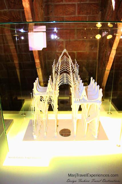 Gaudi's architectural work