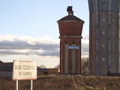 San Cebrián de Campos, este pueblo no se vende, contra la reforma local